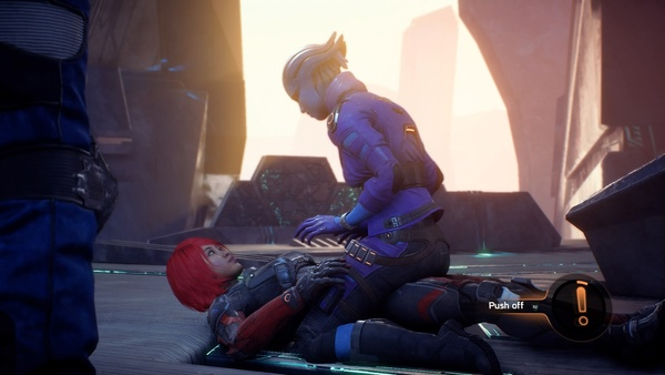 Screenshot zu Mass Effect: Andromeda - Screenshots
