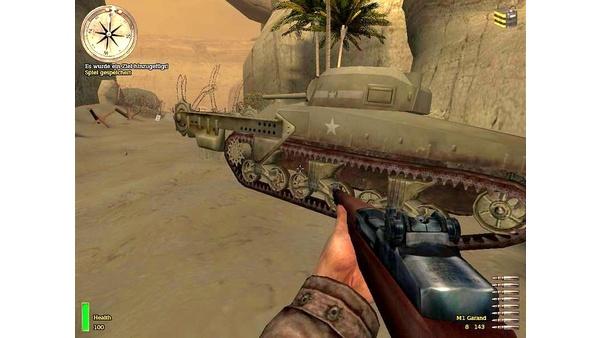 Screenshot zu Medal of Honor: Breakthrough - Screenshots