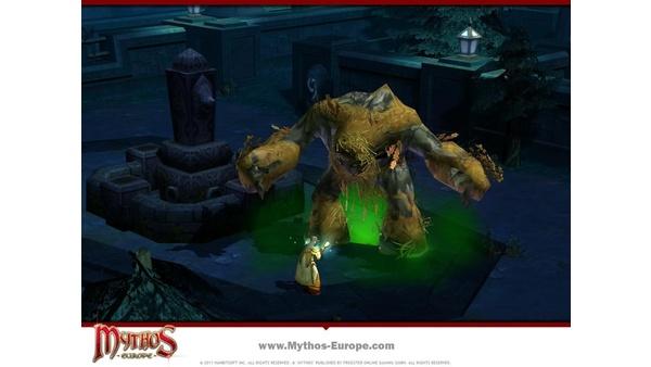 Screenshot zu Mythos - Screenshots