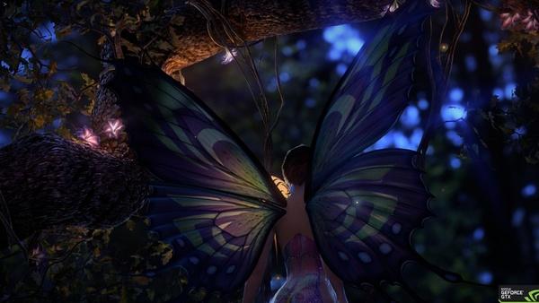 Bild der Galerie Nvidia-Demo A New Dawn - Screenshots
