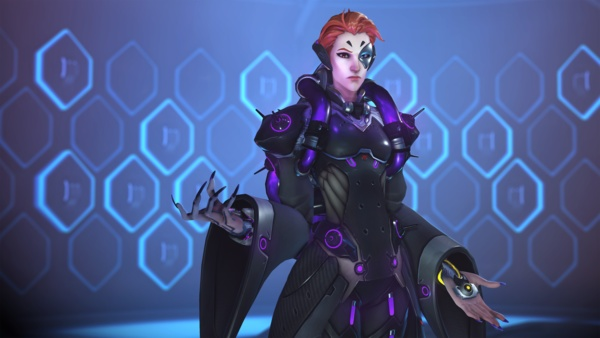 Screenshot zu Overwatch - Screenshots der Heldin Moira