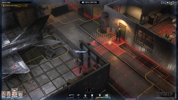Screenshot zu Phantom Doctrine - Screenshots