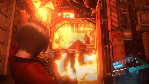 Screenshot zu Resident Evil 6 - Screenshots zur PC-Version