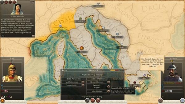 Screenshot zu Total War: Rome 2 - Screenshots