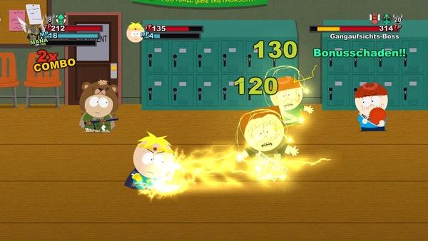 Screenshot zu South Park: Der Stab der Wahrheit - Screenshots