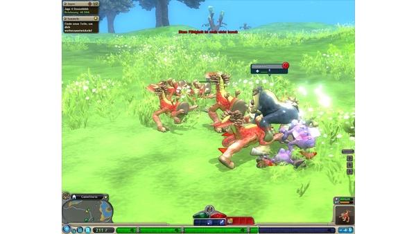 Screenshot zu Spore - Phase 2 - Kreaturenphase