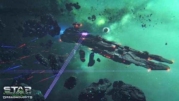Screenshot zu Star Conflict - Screenshots