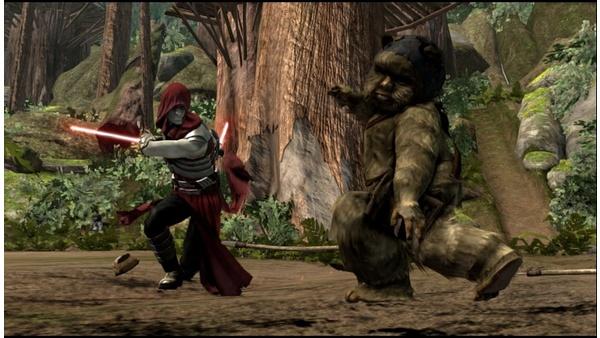 Screenshot zu Star Wars: The Force Unleashed 2 - Endor Bonus Mission DLC