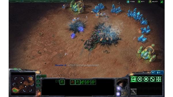 Screenshot zu StarCraft 2 - Technik-Check: Grafikeinstellungen im Vergleich