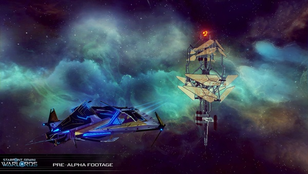 Screenshot zu Starpoint Gemini Warlords - Screenshots