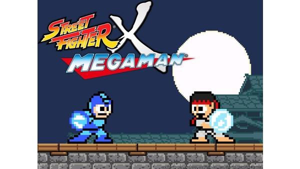 Screenshot zu Street Fighter X Mega Man - Screenshots