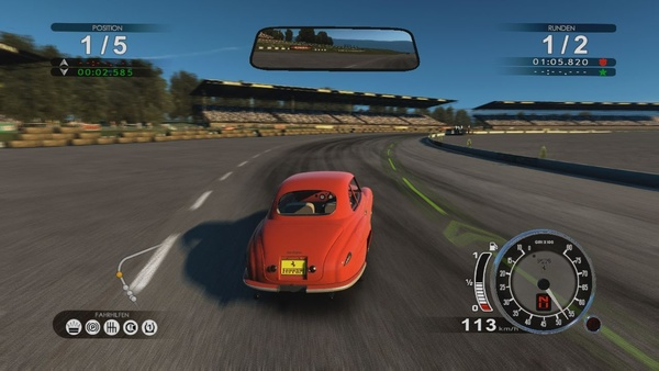 Screenshot zu Test Drive: Ferrari - Screenshots