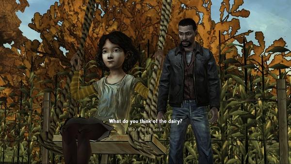 Screenshot zu The Walking Dead: Episode 2 - Starved for Help - Screenshots zur 2. Episode