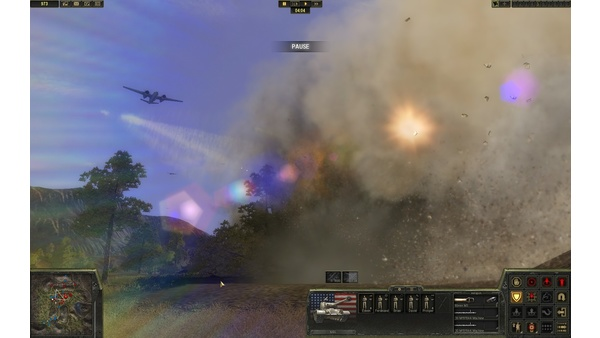 Screenshot zu Theatre of War 3: Korea - Screenshots