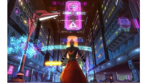 Screenshot zu Star Wars: The Old Republic - Einsendungen zum Screenshot-Wettbewerb