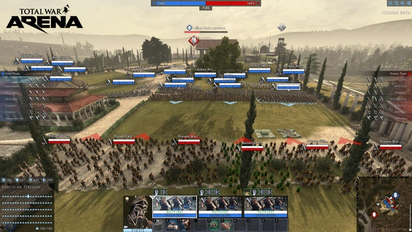 Screenshot zu Total War: Arena - Screenshots