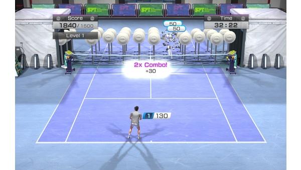 Screenshot zu Virtua Tennis 4 - Screenshots