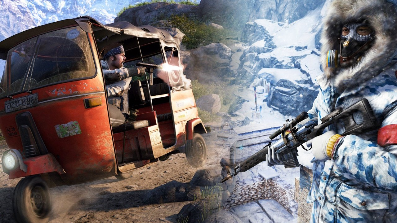 far cry 4 coop how to