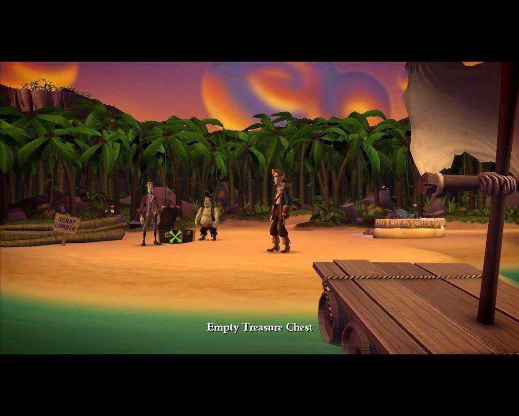 Tales Of Monkey Island Episode