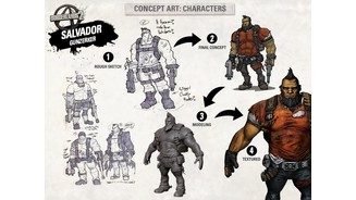 Borderlands 2 Artworks