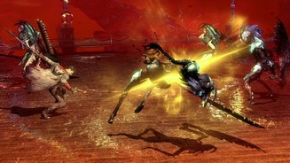 DmC - Screenshots zum Bloody Palace-Modus