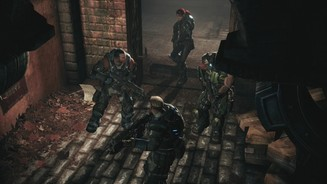 <b>Gears of War: Judgment</b><br>Das ist das Kilo-Team, die Protagonisten von Gears of War: Judgment.