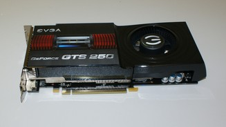 EVGA Geforce GTS 250 Superclocked