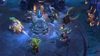 <b>Heroes of the Storm</b><br>Screenshots von der BlizzCon 2015