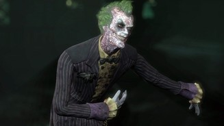 <b>Batman: Arkham City</b><br>Joker