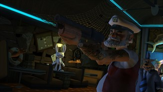 Sam & Max: Beyond the Alley of the Dolls