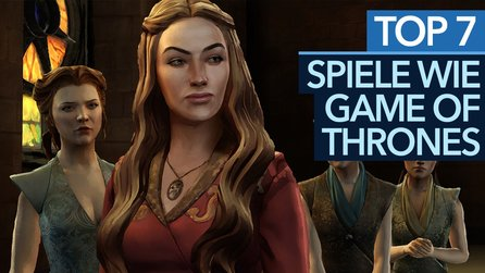 7 Spiele für Game of Thrones-Fans - Video: Spielen wie in Westeros