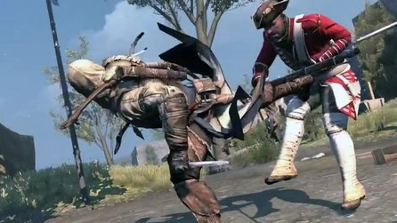Assassin's Creed 3 - Launch-Trailer zur PC-Version auf Deutsch