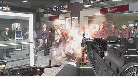 Modern Warfare 2 - »Kein Russisch«-Mission: Internationale Version