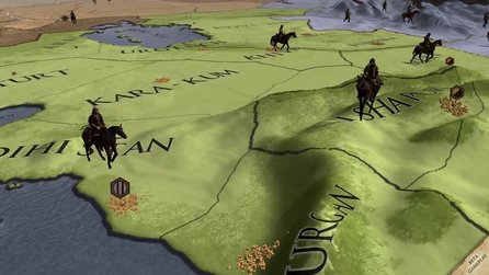 Crusader Kings 2 - Die Features des DLCs »Horselords« im Entwickler-Video