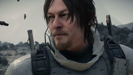 Death Stranding - Unterwassersequenz aus dem Trailer ist Game Over Screen
