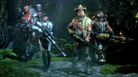 Evolve - Trailer »Stalker« zum Multiplayer-Alien-Shooter