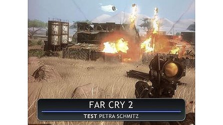 Far Cry 2 - Test-Video: eine typische Mission & Fazit