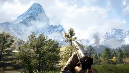 Far Cry 4 - 7 Minuten Gameplay-Szenen aus dem Ubisoft-Shooter