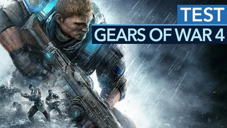 Gears of War 4 - Test-Video: Der perfekte Generationswechsel