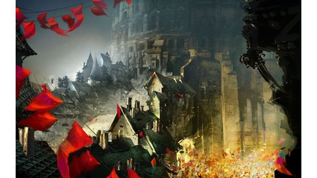 Guild Wars 2 - Wallpaper: Tolle Artworks für den Desktop