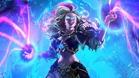 Hearthstone: Knights of the Frozen Throne - Trailer macht alle Klassen zu Todesrittern