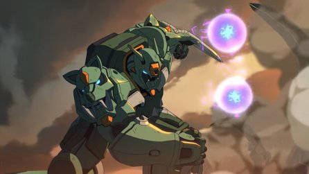 Heroes of the Storm - Neue Skins machen die Helden zu Mechs, Anime-Trailer