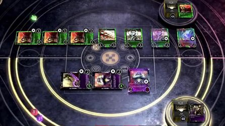Hex: Shards of Fate - Gameplay-Trailer der Trading-Card-Games