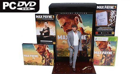 Max Payne 3 - Boxenstopp Extended zur PC-Version