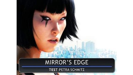 Mirror's Edge - Test-Video über Dächern