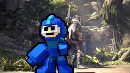 Monster Hunter World - Mega Man im neuen Trailer enthüllt
