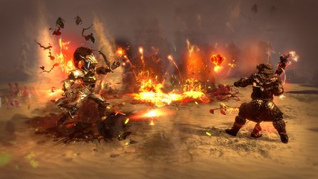 Path of Exile: War for the Atlas - Neues Addon mit Endgame-Inhalten angekündigt