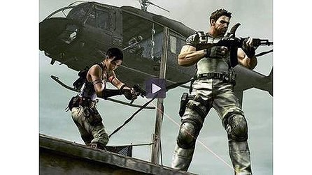 Resident Evil 5 - Test-Video der Xbox 360- und PS 3-Versionen