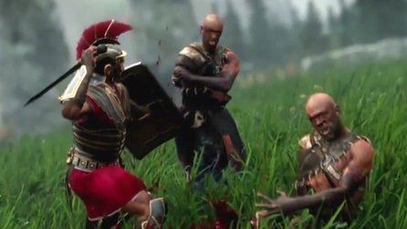 Ryse: Son of Rome - Gameplay-Trailer: Die Execution-Moves #2