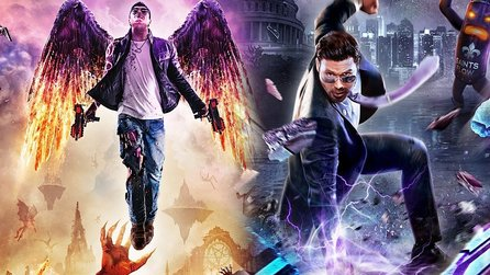 Saints Row: Gat Out of Hell - Launch-Trailer zum Spinoff und Saints Row 4: Re-elected